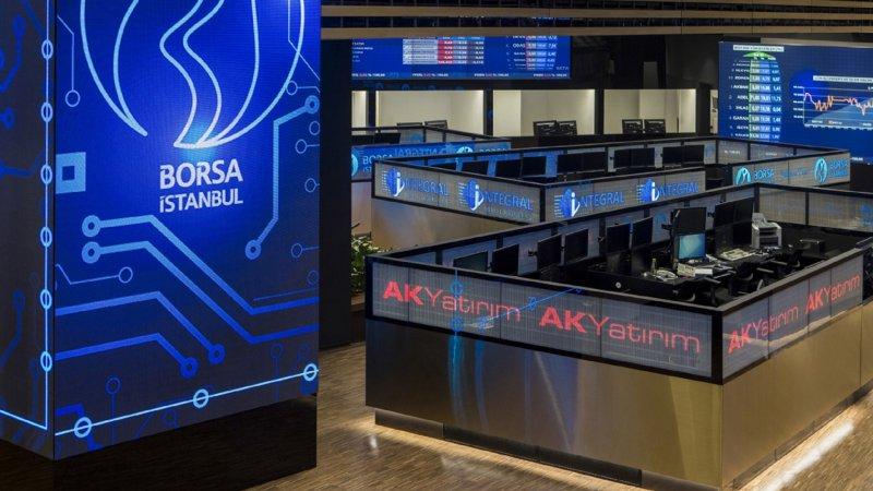 Borsa, günü yüzde 1,58 yükselişle kapattı