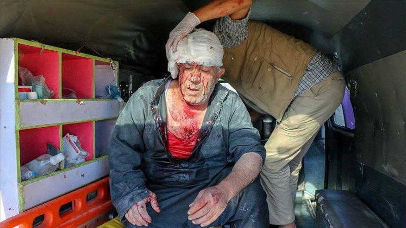 Esed rejiminin İdlib kırsalındaki saldırısında 7 sivil öldü