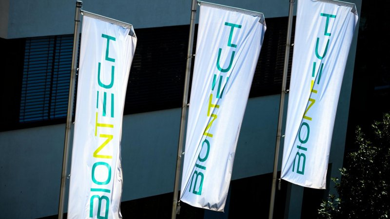 BioNTech yılın ilk çeyreğinde 1 milyar 128 milyon avro kâr açıkladı