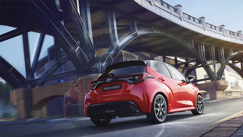 Avrupa'da Yılın Otomobili, Toyota Yaris Hybrid seçildi