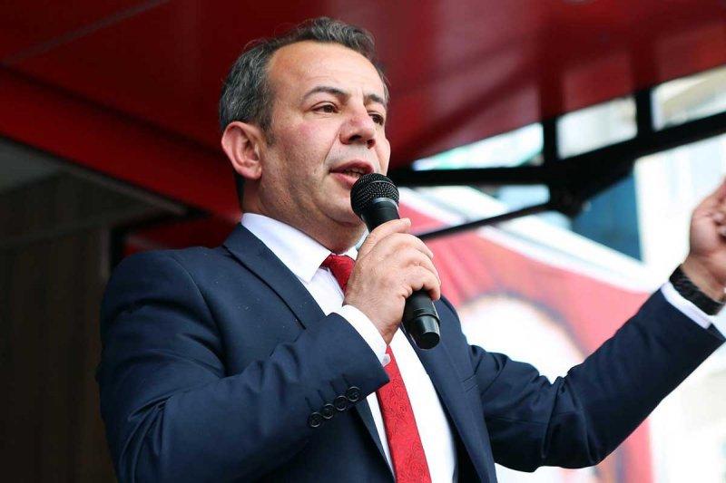 Bolu Belediye Başkanı Tanju Özcan: Geri adım atmayacağım fazlasını da yapacağım