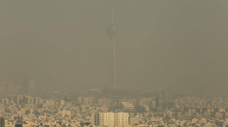 İran'da 40 binden fazla insan hava kirliliği nedeniyle hayatını kaybetti