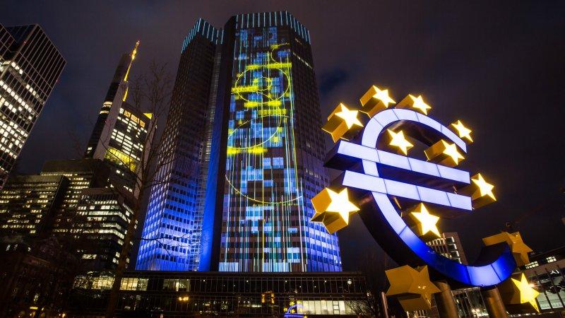 Avrupa Merkez Bankası yüzde 2'lik enflasyon hedefine ulaşana kadar faiz artırmayacak