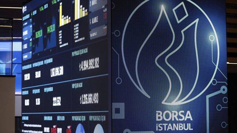 Borsa, günü yüzde 0,39 düşüşle kapattı