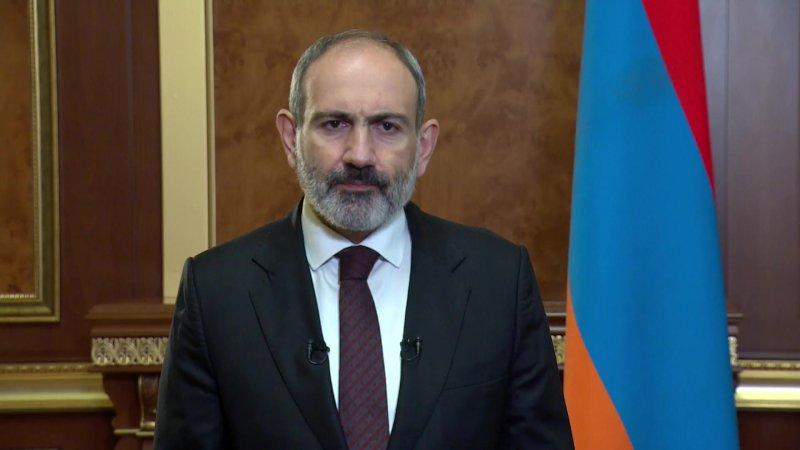 Ermenistan'da Cumhurbaşkanı, Paşinyan'ı resmen tekrar Başbakan olarak atadı