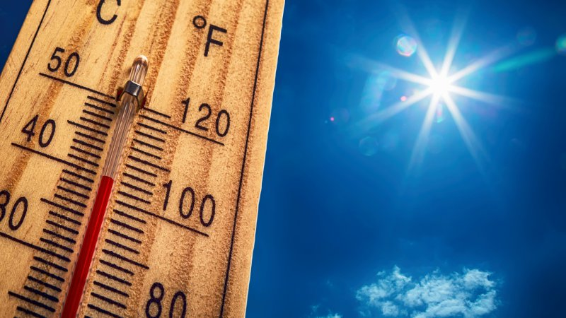 Akdeniz'de rekor sıcaklıklar bekleniyor