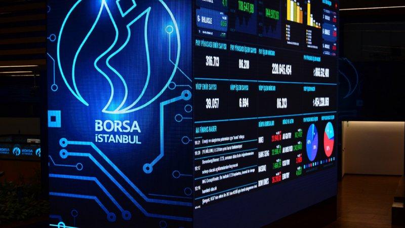 Borsa, günü yüzde 1,67 yükselişle kapattı