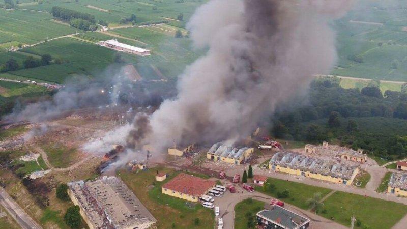 7 kişinin öldüğü havai fişek fabrikasındaki patlama davasında 3'üncü duruşma