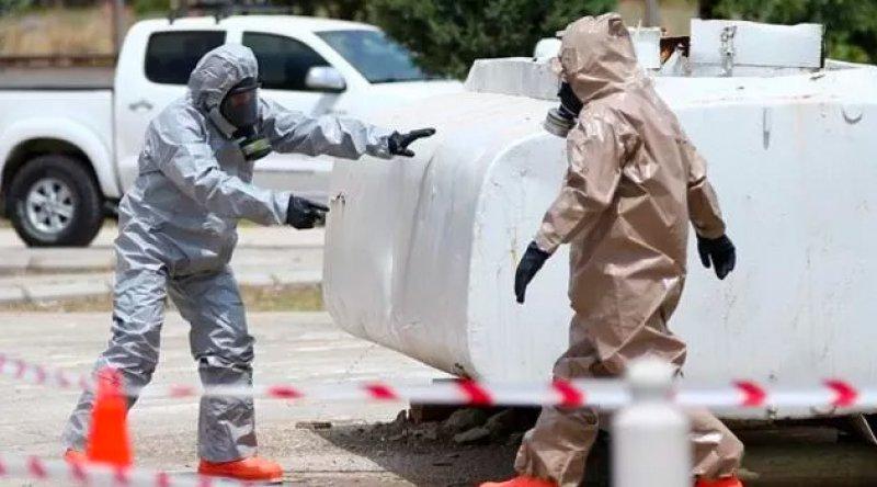Çin'de korkutan kimyasal sızıntı: 8 kişi öldü