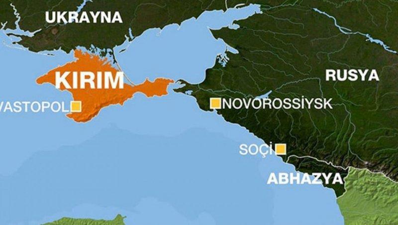 Rusya Kırım'da Müslümanlara ait arazilere el koyuyor!