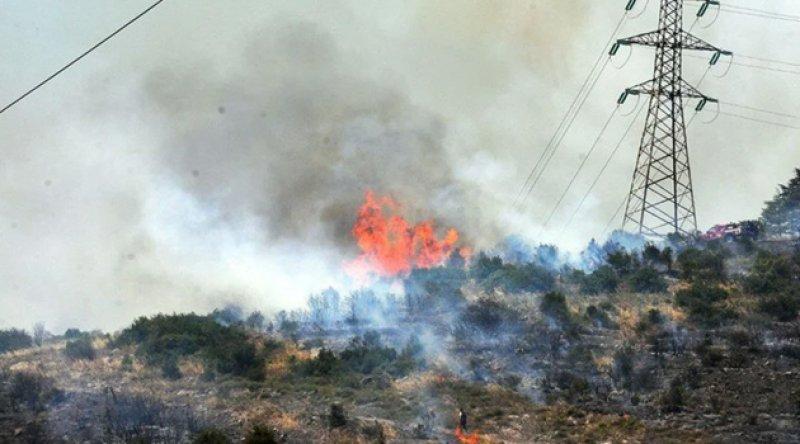 Kocaeli Emniyet Müdürlüğü: Orman yangını 'çevre temizliği' yapmak isterken çıktı