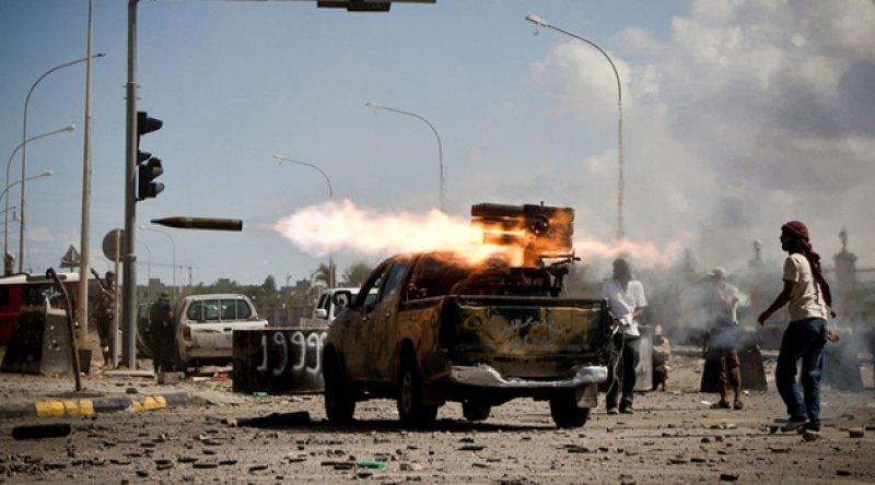BM, yabancı savaşçıların Libya'dan çekilmesi için cumartesi gününe kadar süre verdi
