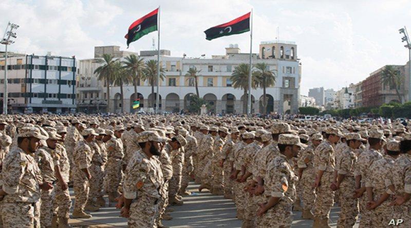 Libya'da geçiş hükümetinin yönetimi için liste belirlendi