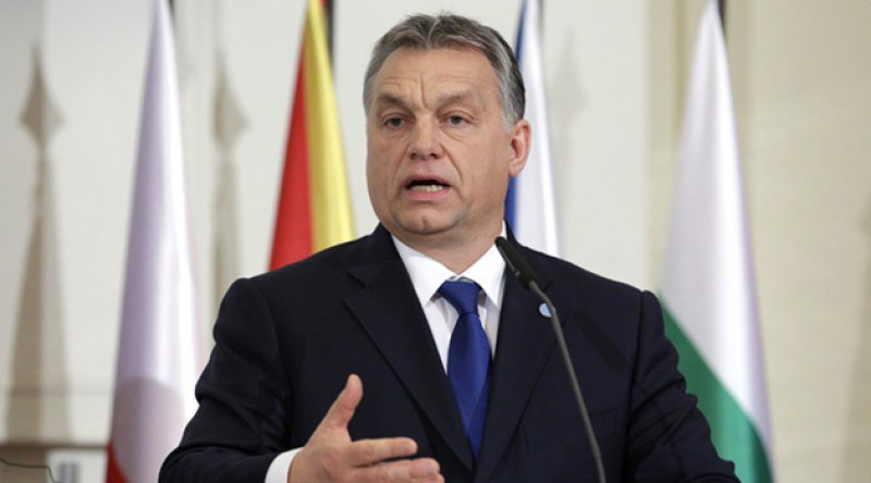 Macaristan Başbakanı, Avrupa Parlamentosu'nun yetkilerinin kısıtlanmasını istedi