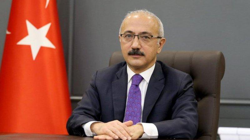 Hazine ve Maliye Bakanı Lütfi Elvan'dan '128 milyar dolar' açıklaması