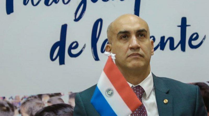 Paraguay Sağlık Bakanı görevinden istifa etti