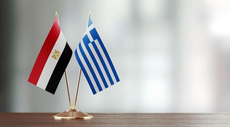 Türkiye'nin müzakere sinyali verdiği Mısır, Yunanistan ile iş birliğini görüştü