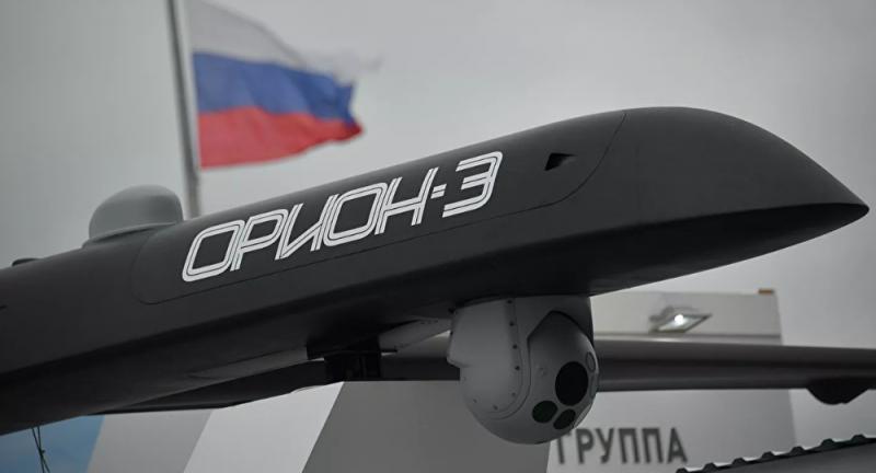 Rusya'nın ilk SİHA fabrikası Moskova Bölgesi'nde inşa ediliyor