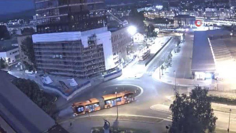 Norveç'te atmosfere giren meteor geceyi gündüze çevirdi