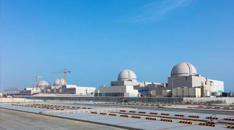 Birleşik Arap Emirlikleri'nin ilk nükleer santrali ticari faaliyete başladı
