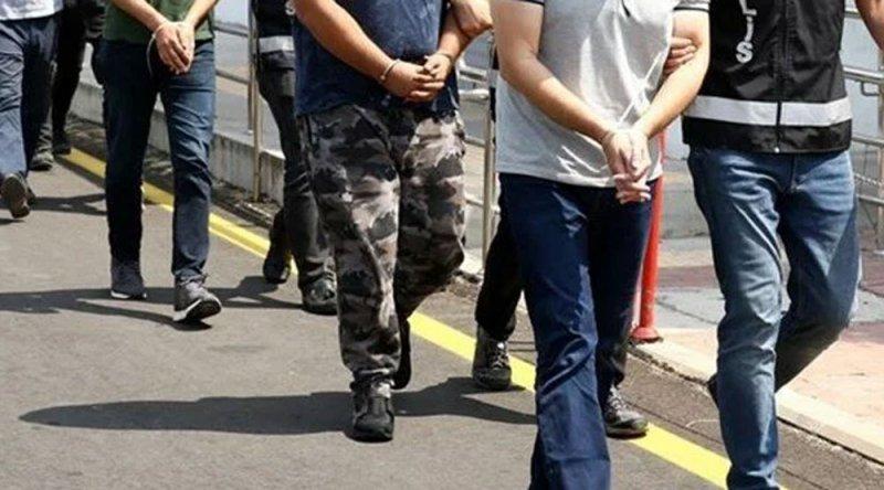 40 şehir ve Kuzey Kıbrıs'ta operasyon: 214 gözaltı kararı