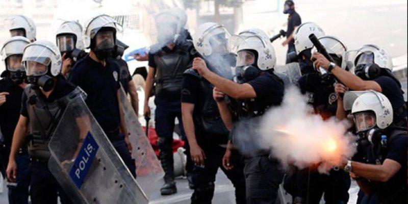 Adalet Raporu: 131 gösteriye müdahale, 804 gün eylem yasağı, 6 bin 322 gözaltı