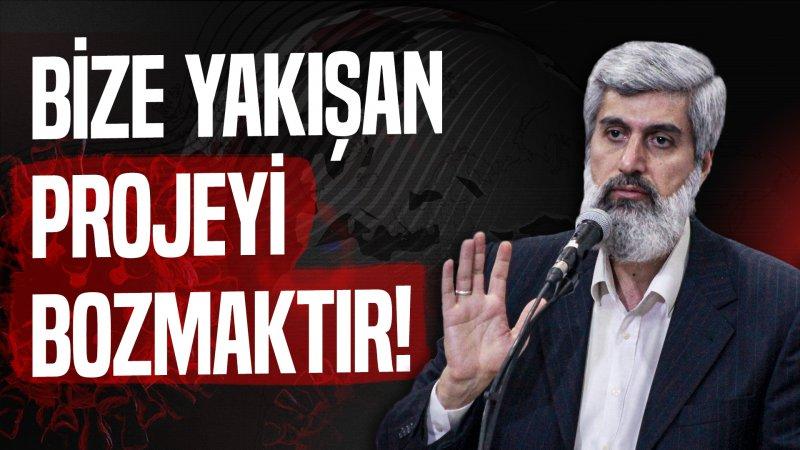 Alparslan Kuytul Hoca'dan İslami faaliyetleri durduran Müslümanlara uyarı!