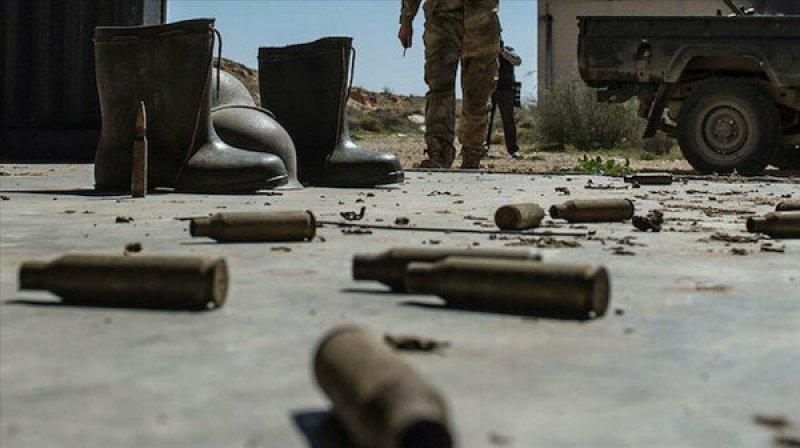 Libya Ulusal Ordusu, Cezayir sınırını kapalı askeri bölge ilan etti