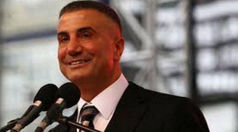 Sedat Peker'den Süleyman Soylu hakkında flaş iddia