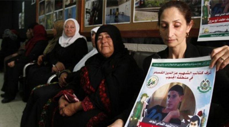 """""""İsrail, 2015'ten beri şehit edilenlerden 82'sinin cenazesini vermedi"""""""