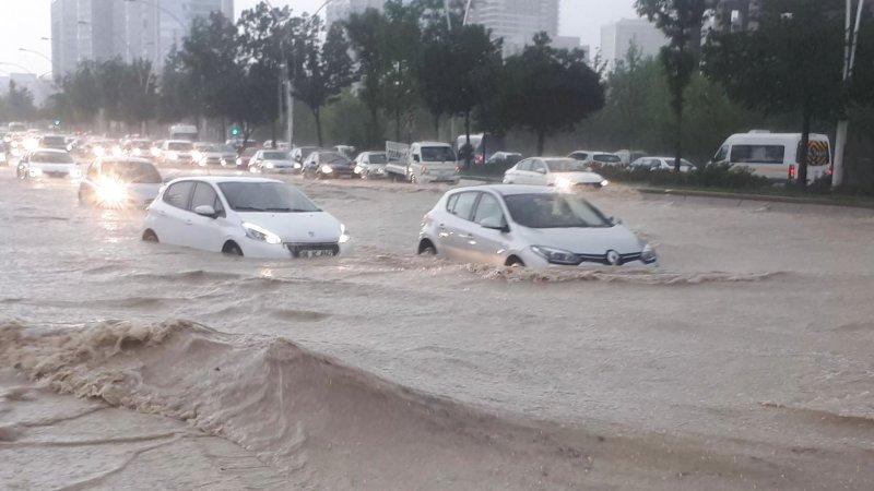 Meteorolojiden Doğu Anadolu'da 5 il için sel uyarısı!