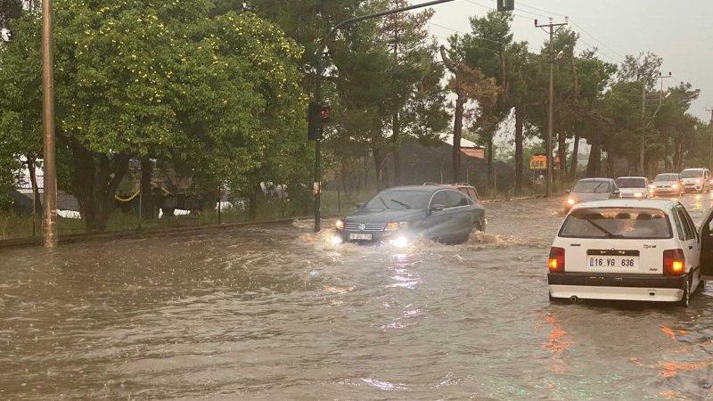 Erzurum, Erzincan ve Bayburt için sel uyarısı