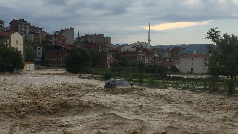 Antalya, Kastamonu ve Sinop'taki afet bölgelerinde acele kamulaştırma kararı