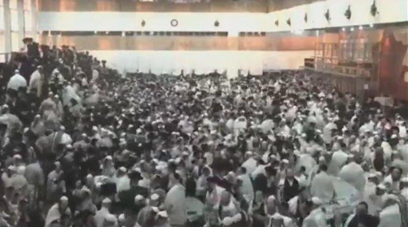 İsrail'de şok! Sinagogda ayin sırasında tribün çöktü: En az 50 yaralı
