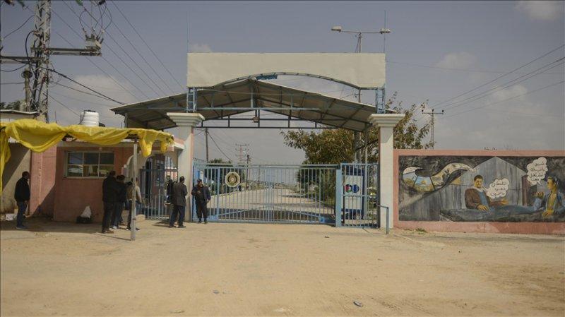 İsrail, Gazze'deki Beyt Hanun Sınır Kapısı'nı kapadı