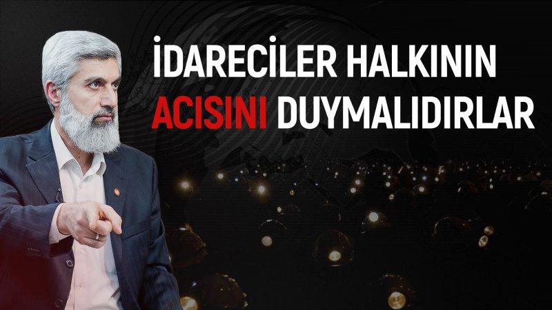 Alparslan Hoca, 'Soma Davası' kararının bozulmasını değerlendi: Bu adalet mi şimdi?