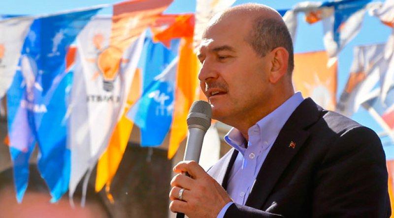 İçişleri Bakanı Süleyman Soylu: Önümüzde güzel günler geliyor