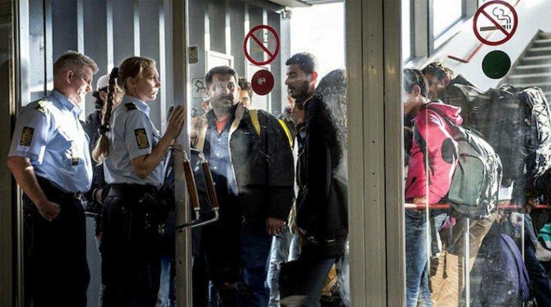 Danimarka, Suriyelilerin oturma izinlerini iptal etti