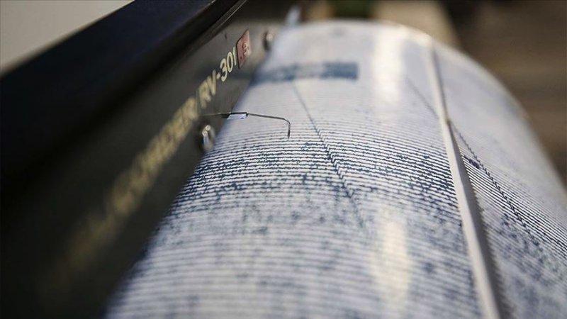 Muş'ta deprem!