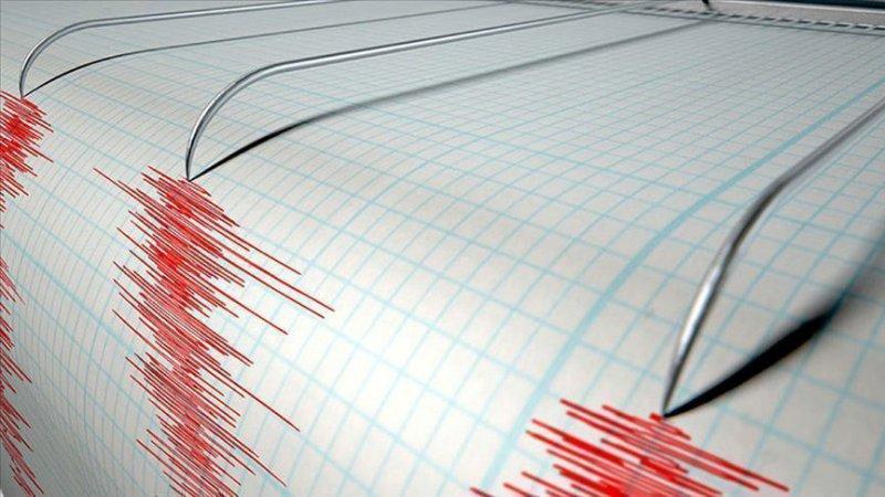 Muğla açıklarında biri 4.5, diğeri 3.8 büyüklüğünde iki deprem