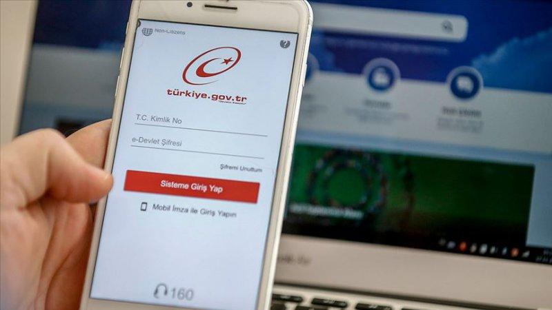 e-Devlet'te yeni uygulama: Kimlik başvurularında düzenleme