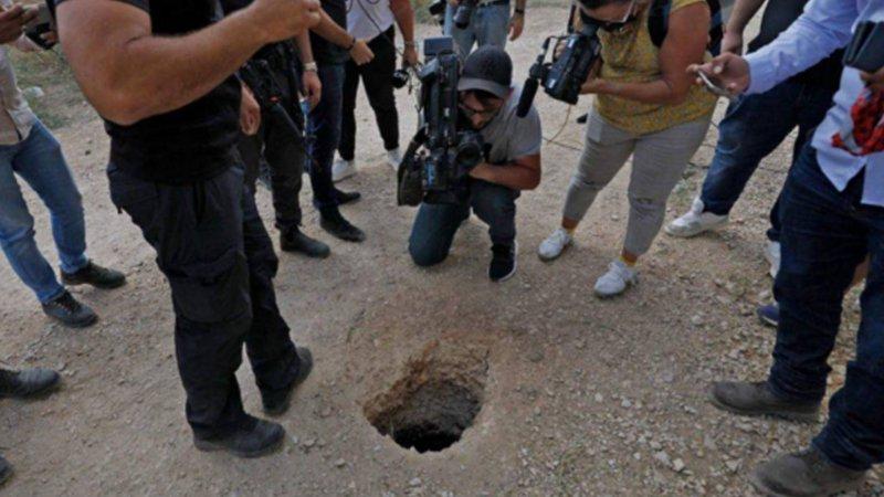 Cezaevinden kaçan Filistinlilerin tamamı yakalandı
