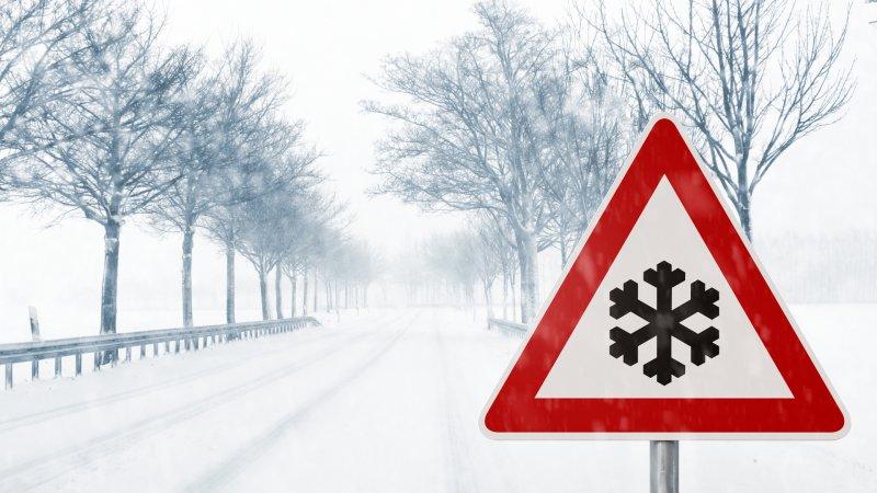 Meteoroloji'den birçok ile kar ve buzlanma uyarısı