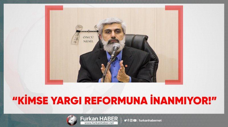 """Alparslan Hoca: """"Yaşanan Saldırılar Türkiye'nin Yeni Bir Döneme Geçtiğini Gösteriyor!"""""""