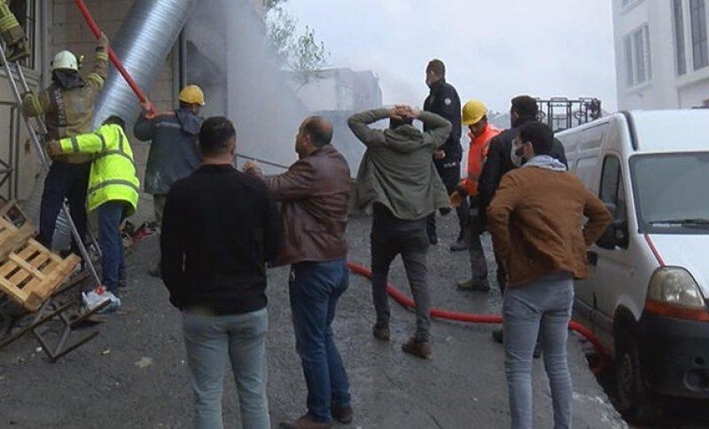 Arnavutköy'de yangın: 4 kişi hayatını kaybetti!