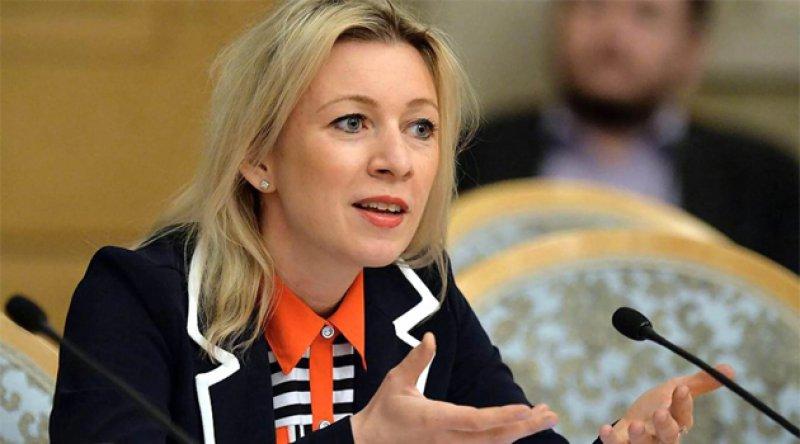 Rus Dışişleri Sözcüsü Zaharova NATO'yu 'Kiev'i kışkırtmakla' suçladı