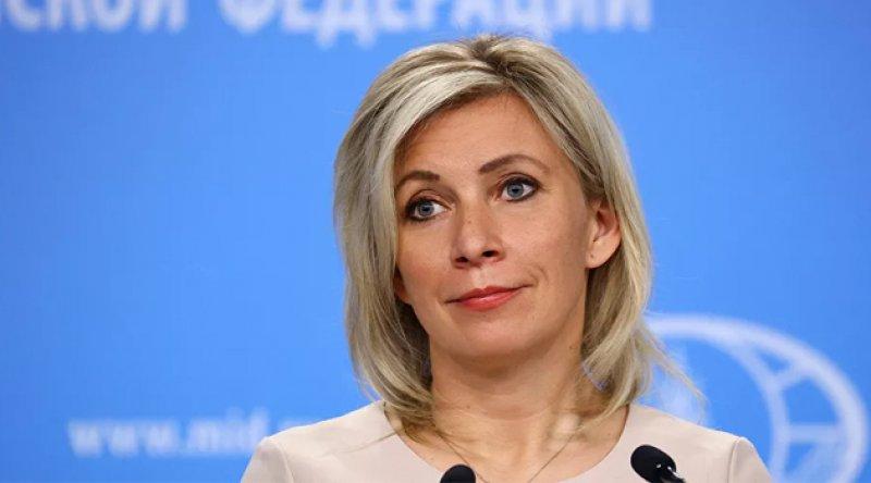 Zaharova: Rusya, SWIFT'ten çıkarılma ihtimaline karşı hazırlık yapıyor