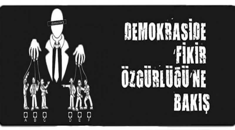 Demokrasi'de Fikir Özgürlüğüne Bakış